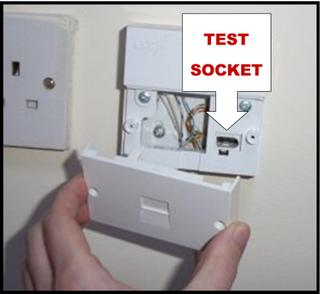 bt test socket